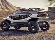 Audi Just Upped Its Go-Anywhere Game With the AI:TRAIL Concept - image 861060