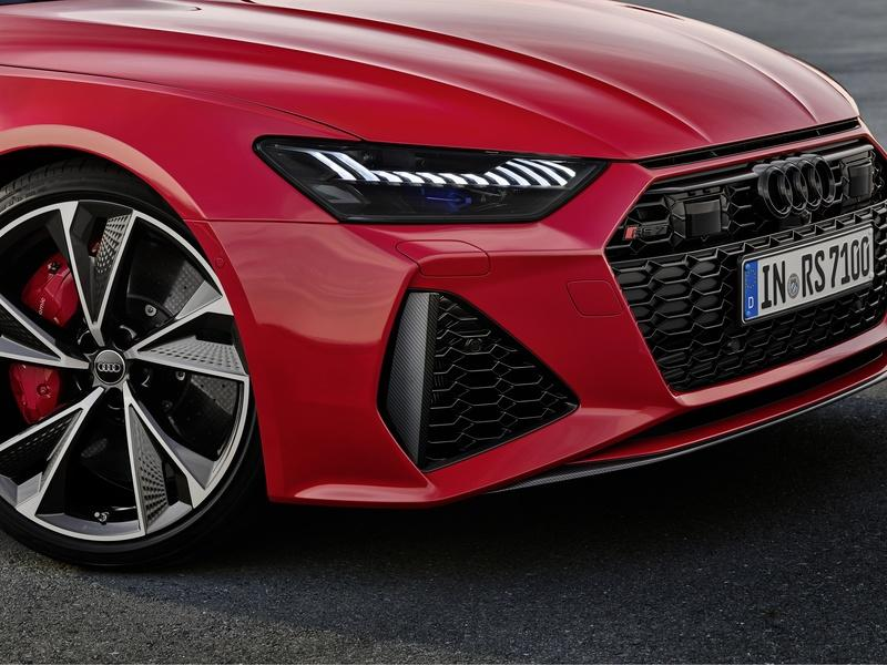 2020 Audi RS7 Exterior - image 860518