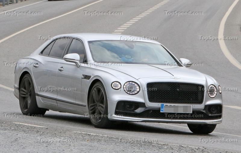 2021 Bentley Flying Spur Speed