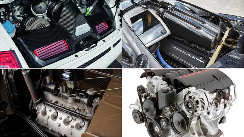 Best Naturally Aspirated Engines in Human History