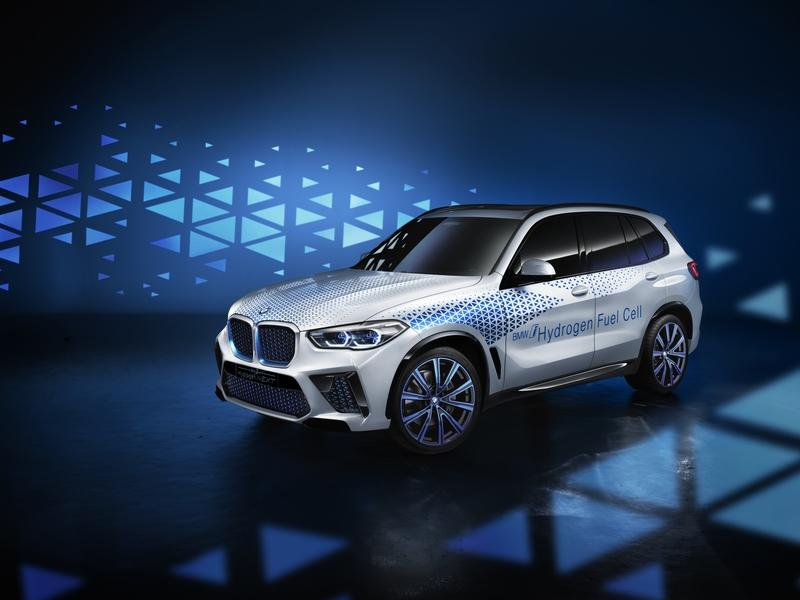 BMW i Hydrogen Next Is Yet Another Fuel Cell Attempt That Promises Zero-Emission Future, But I Don't See How It Can Happen