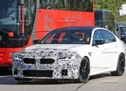 The 2024 BMW M5 Will Be Proof That Electric M Models Are Possible or Will It? - image 862185