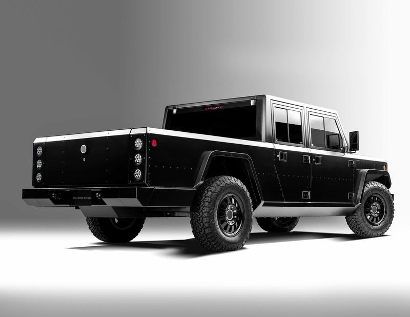 The Bollinger B2 Pickup Truck Looks to Have Avoided the Wrath of the Tesla Cybertruck Exterior - image 864086