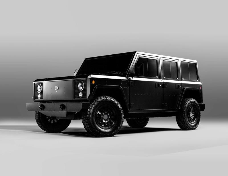 Bollinger Finally Reveals Its B1 and B2 Off-Roaders!