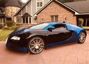 Car for Sale: a 2012 Bugatti Veyron for $128,000 - Better Look Twice - image 862126