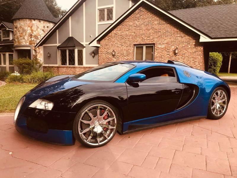 Car for Sale: a 2012 Bugatti Veyron for $128,000 - Better Look Twice