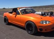 Car for Sale: Hellcat-Swapped 1999 Mazda Miata - image 864039