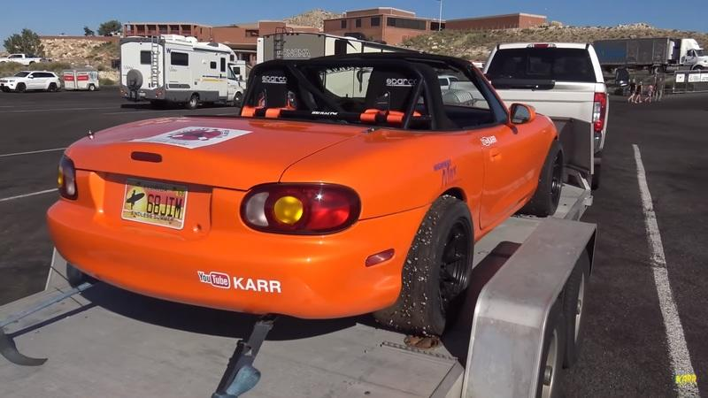 Car for Sale: Hellcat-Swapped 1999 Mazda Miata - image 864042
