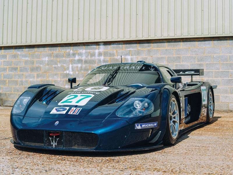 Car for Sale: Maserati MC12 GT1