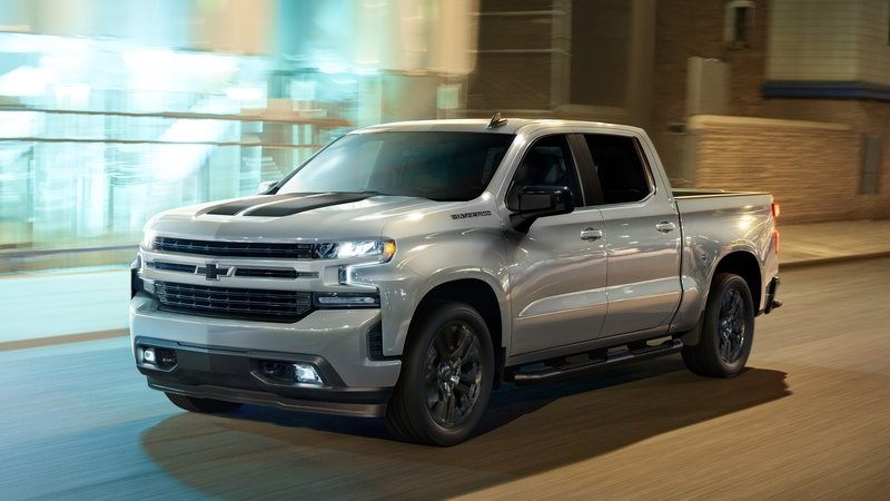 2020 Chevrolet Silverado Midnight and Rally Editions