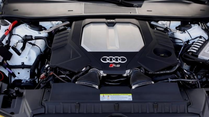 Did Audi Understate Performance Figures of the 2020 RS7 Sportback?
