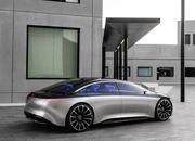 The Mercedes EQS Could Eat The Tesla Model S with 435 Miles of Electric Range - image 860668