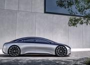 The Mercedes EQS Could Eat The Tesla Model S with 435 Miles of Electric Range - image 860688