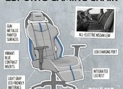 Fancy a Gaming Chair That's Inspired by the GT-R? Nissan Has One, Sort of - image 862052