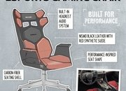 Fancy a Gaming Chair That's Inspired by the GT-R? Nissan Has One, Sort of - image 862053