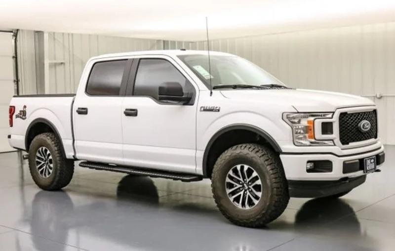 2019 Ford F-150 Sidewinder by Long McArthur Ford