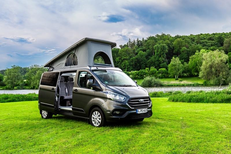 Ford's Flexibus Is Your New Cute and Affordable Camper