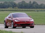 Here's That Video of the Tesla Model S Tearing Up Laguna Seca - Is Another Record Attempt Coming? - image 861632