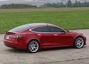 Here's That Video of the Tesla Model S Tearing Up Laguna Seca - Is Another Record Attempt Coming? - image 861641