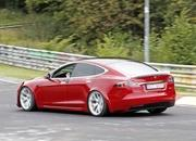 Here's That Video of the Tesla Model S Tearing Up Laguna Seca - Is Another Record Attempt Coming? - image 861623