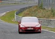 Here's That Video of the Tesla Model S Tearing Up Laguna Seca - Is Another Record Attempt Coming? - image 861645