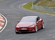 Here's That Video of the Tesla Model S Tearing Up Laguna Seca - Is Another Record Attempt Coming? - image 861646