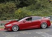 Here's That Video of the Tesla Model S Tearing Up Laguna Seca - Is Another Record Attempt Coming? - image 861651