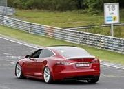 Here's That Video of the Tesla Model S Tearing Up Laguna Seca - Is Another Record Attempt Coming? - image 861624