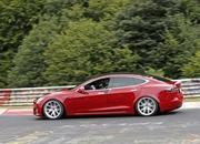 Here's That Video of the Tesla Model S Tearing Up Laguna Seca - Is Another Record Attempt Coming? - image 861652