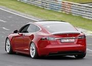 Here's That Video of the Tesla Model S Tearing Up Laguna Seca - Is Another Record Attempt Coming? - image 861625