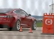 Here's That Video of the Tesla Model S Tearing Up Laguna Seca - Is Another Record Attempt Coming? - image 861630