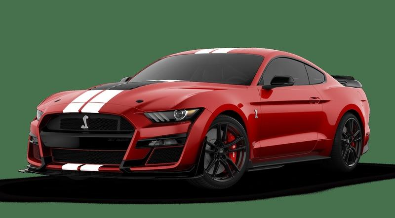 Here's What You Need to Know About Choosing the Color of Your 2020 Ford Mustang Shelby GT500