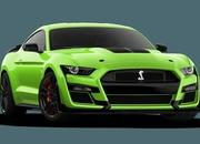 Here's What You Need to Know About Choosing the Color of Your 2020 Ford Mustang Shelby GT500 - image 862977