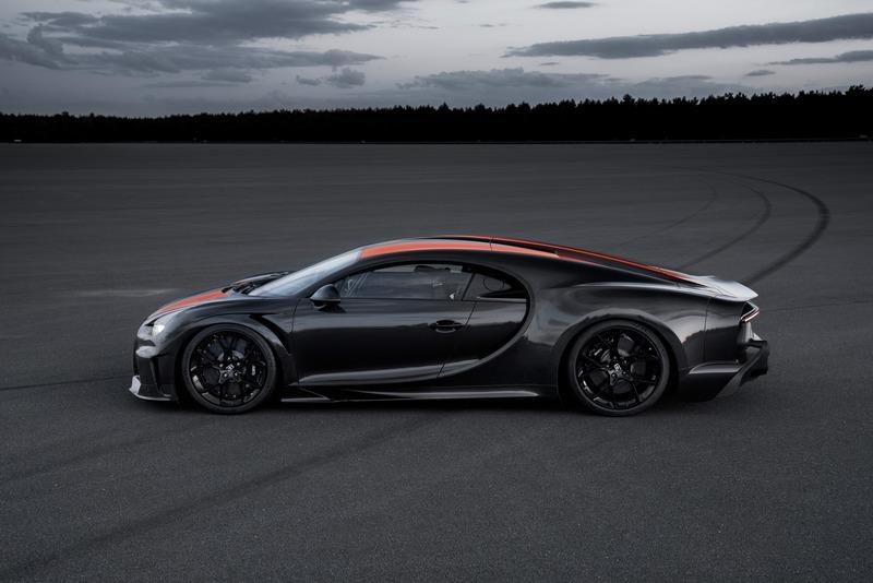 The Bugatti Chiron Opens the Door For Even More New Cars in 2020