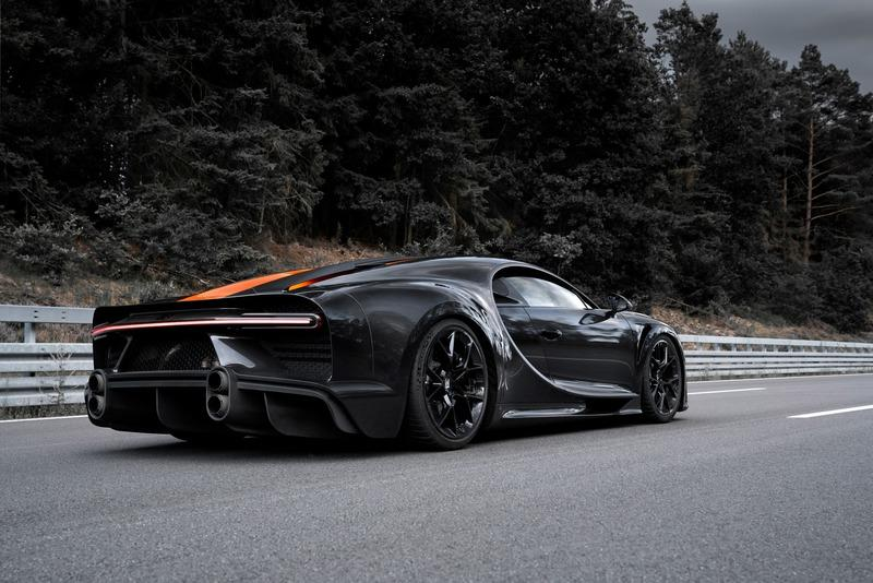 The 10 Fastest Cars in the World Ranked