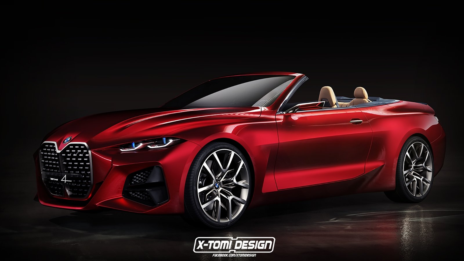 A New Rendering Hints At What The Next-Gen BMW 4 Series ...