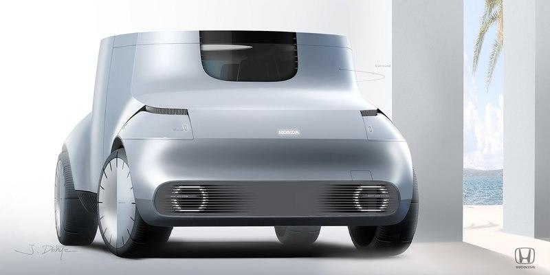 Is This Skyroom Concept the Future of Honda Automobiles?