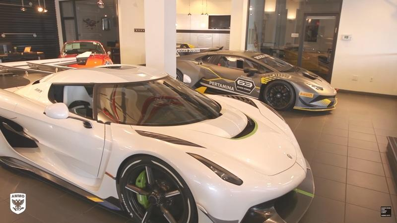 Koenigsegg Put Massive Amounts of Paint on the Jesko Supercar - image 864049