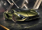 Lamborghini Wants to Rewrite the Book on Electrification and the Sian FKP 37 Was the First Chapter - image 859030