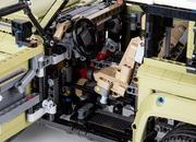 Lego Technic Land Rover Defender Set - Not Your Typical Desk Queen - image 861678