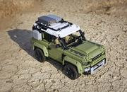 Lego Technic Land Rover Defender Set - Not Your Typical Desk Queen - image 861686
