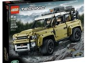 Lego Technic Land Rover Defender Set - Not Your Typical Desk Queen - image 861609