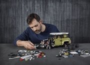 Lego Technic Land Rover Defender Set - Not Your Typical Desk Queen - image 861673