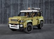 Lego Technic Land Rover Defender Set - Not Your Typical Desk Queen - image 861607