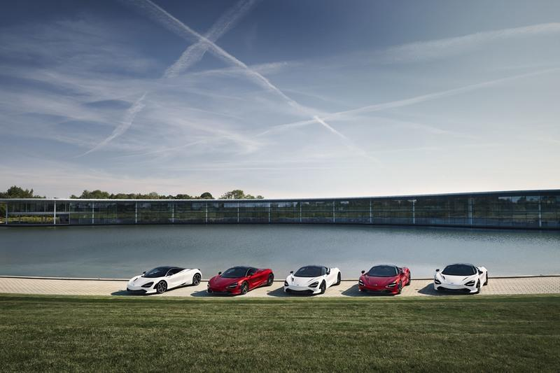 2019 McLaren 720S APEX Collection