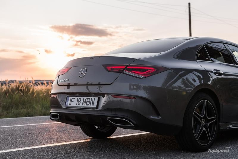 2020 Mercedes-Benz CLA 220 AMG Line - Driven