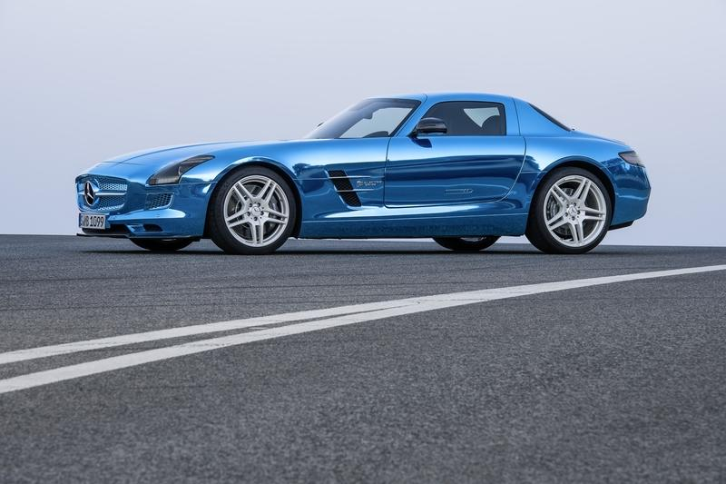 Mercedes Is Spooked by the Porsche Taycan; Plans an Electric AMG to Fight Back