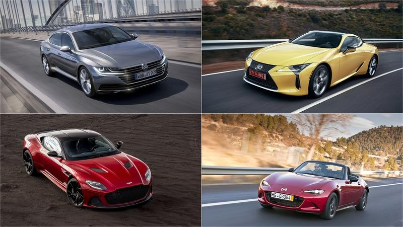 Most Beautiful Cars of 2019