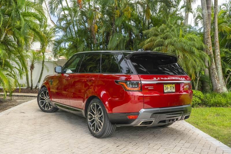 2019 Land Rover Range Rover Sport - Driven