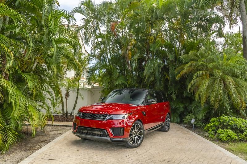 2019 Land Rover Range Rover Sport - Driven - image 859109